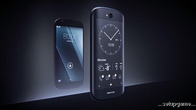 YotaPhone 3 در اواخر امسال وارد بازار میشود؛ متفاوتترین گوشی سال با دو نمایشگر