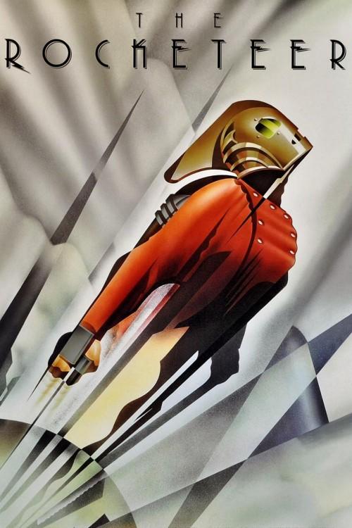 دانلود دوبله فارسی فیلم در آرزوی پرواز The Rocketeer 1991