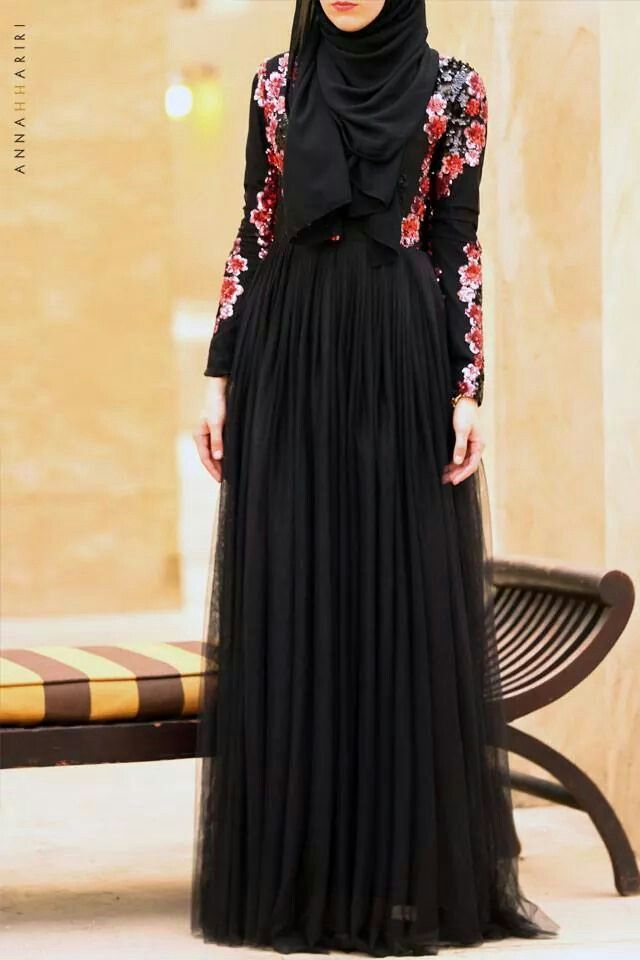 مدل لباس مجلسی حریر طرح دار بلند