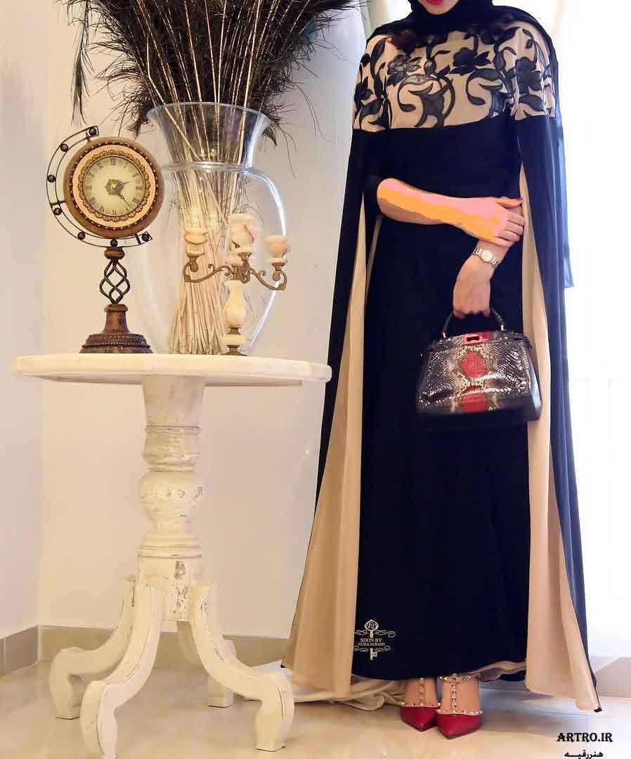 مدلهای جدید عبای عربی,