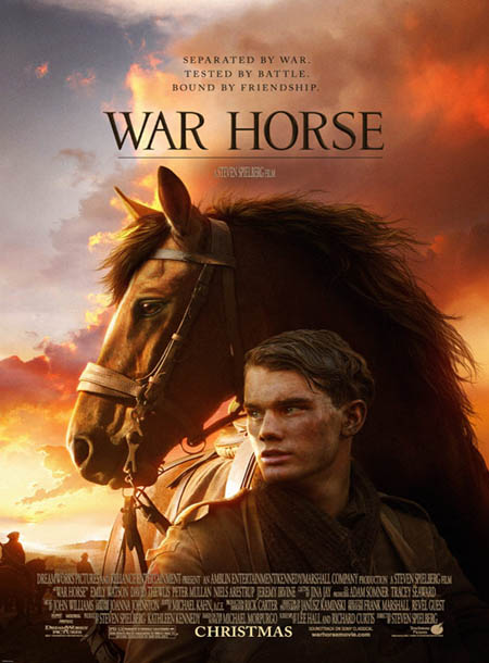 دانلود دوبله فارسی فیلم اسب جنگی War Horse 2011