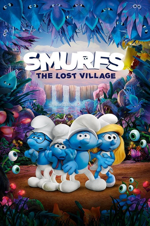 دانلود انیمیشن Smurfs: The Lost Village 2017