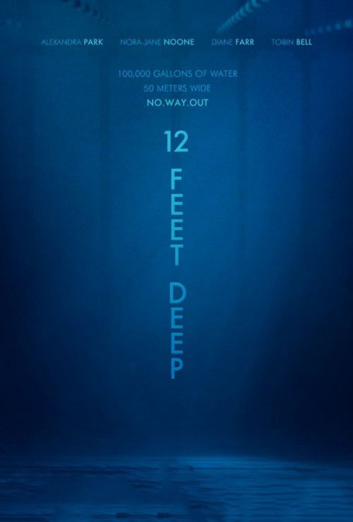 دانلود فیلم-12 Feet Deep 2016