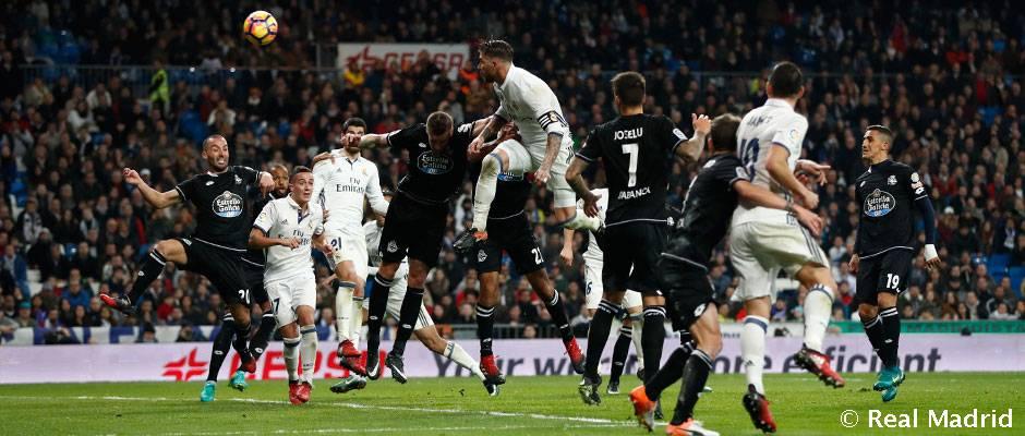 نقش ضربات سر در دو گانه تاریخی رئال مادرید