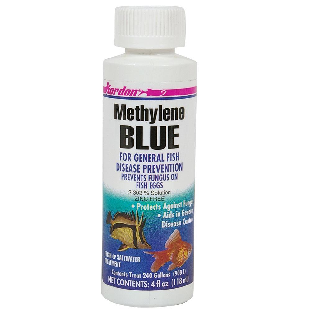 for Methylene blue fish