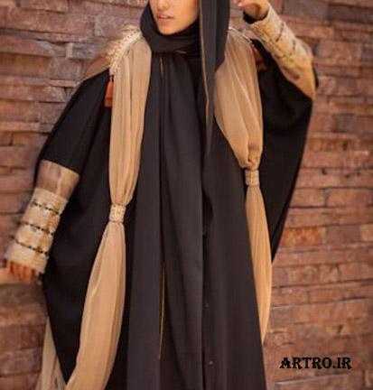مدل عبای عربی مجلسی شیک