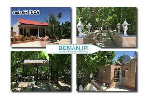 باغ ویلا در ملارد fe1005