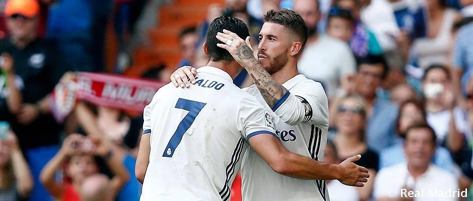 ادعای آ اس: با صحبت های پرز، رونالدو دیگر خواستار ترک رئال مادرید نیست