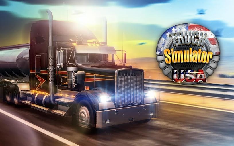 بازی اندروید Truck Simulator USA در وبسایت ساینا