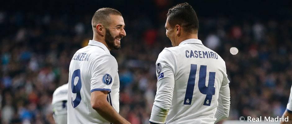 بنزما کاپیتان چهارم رئال مادرید می شود