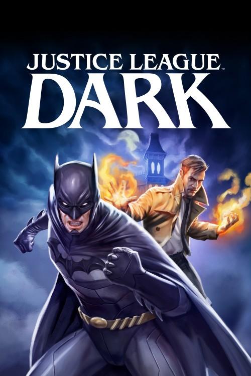 دانلود دوبله فارسی انیمیشن Justice League Dark 2017