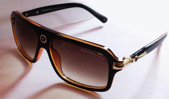 عینک آفتابی مرسدس بنز اورجینال  - عینک آفتابی مردانه