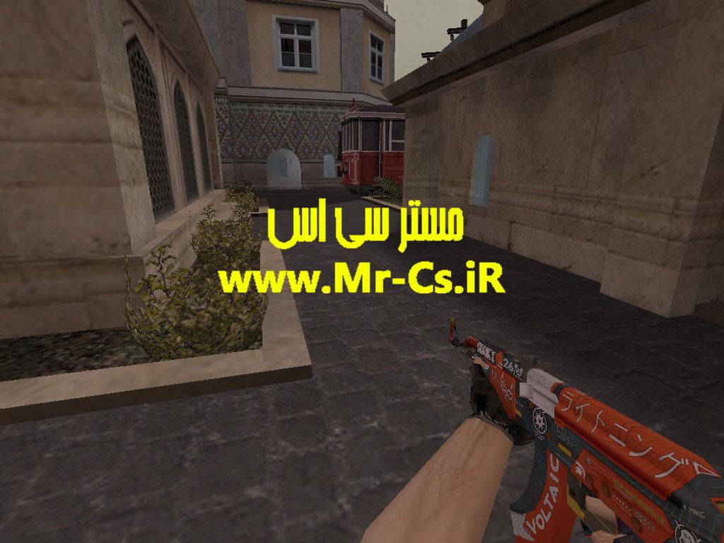 دانلود اسکین زیبای Ak47 | Bloodsport برای سی اس 1.6