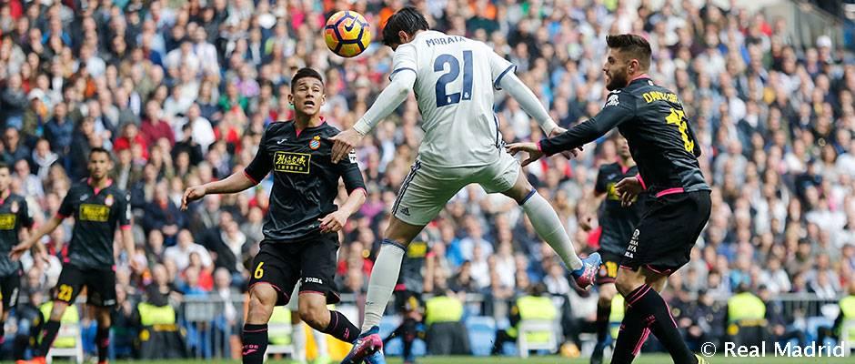 مذاکرات منچستریونایتد و رئال مادرید بر سر انتقال موراتا پیشرفت مناسبی داشته است