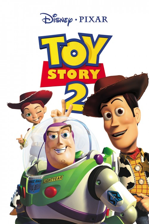 دانلود دوبله فارسی انیمیشن Toy Story 2 1999