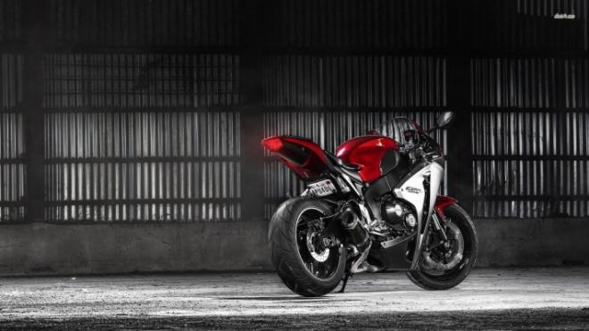 عکس اچ دی موتور سیکلت