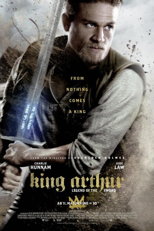دانلود فیلم King Arthur: Legend of the Sword 2017