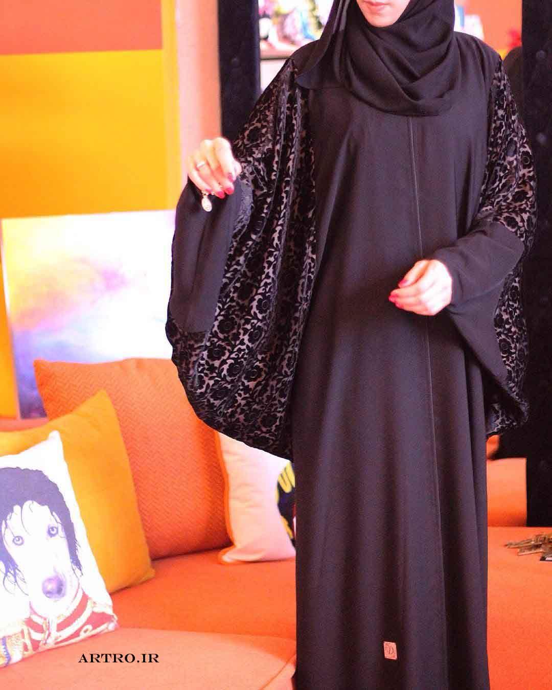 جدیدترین مدل عبایه عربی,