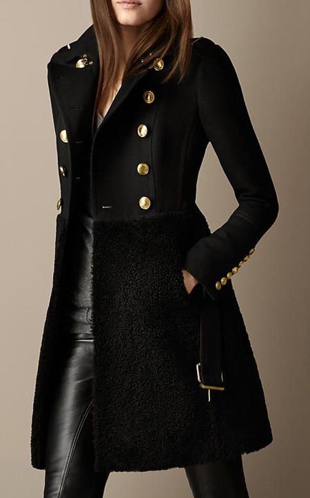 مدل پالتو دخترانه جدید 96-2017