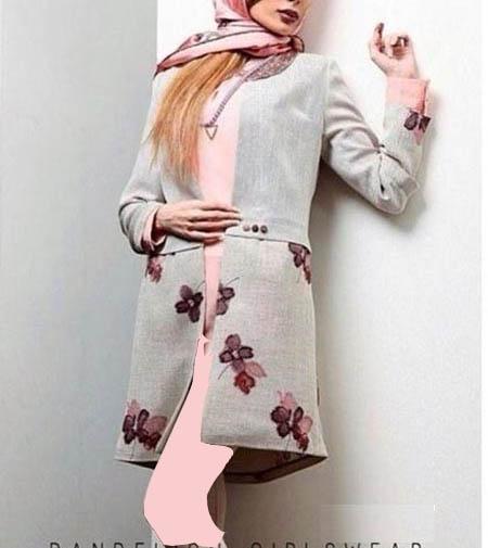مدل پالتو شیک دخترانه جدید