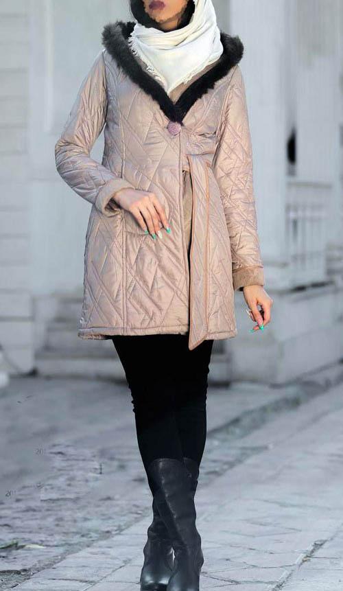 مدل پالتو شیک دخترانه کره ای,