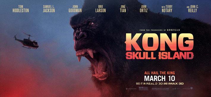 دانلود فیلم Kong Skull Island 2017 + زیرنویس فارسی