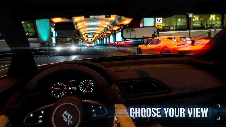 بازی مسابقات خیابانی ماشین سواری استریت ریسینگ Street Racing