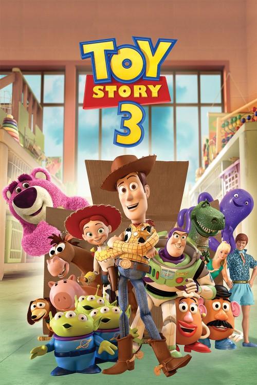 دانلود دوبله فارسی انیمیشن Toy Story 3 2010