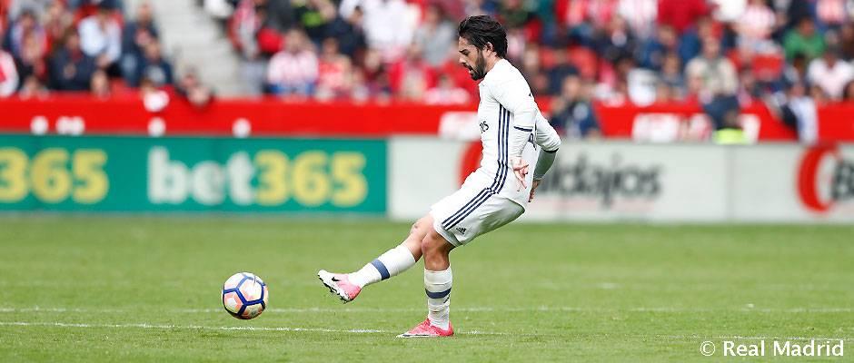 ایسکو و تاثیر خیره کننده اش در رئال مادرید
