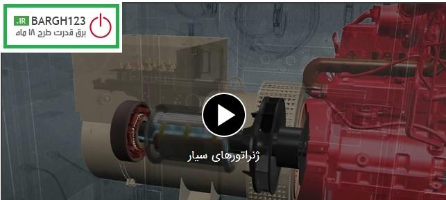 فیلم آموزشی معرفی ژنراتورهای سیار