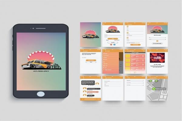 راه اندازی و طراحی سایت رستوران برای سفارش آنلاین مشتریان و جذب بیشتر مشتری