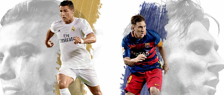 چگونه رونالدو و مسی، داستان فوتبال را بازنویسی کردند؟