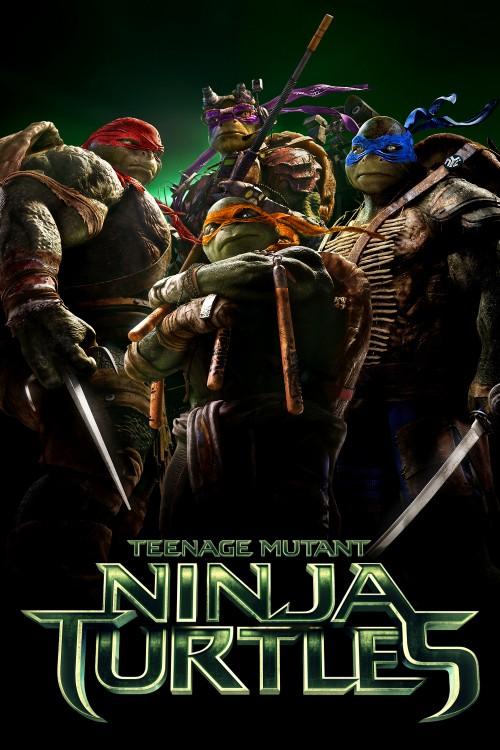 دانلود دوبله فارسی فیلم Teenage Mutant Ninja Turtles 2014