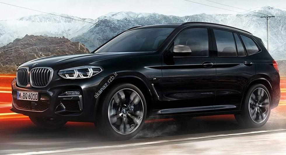 BMW از جدیدترین نسل X3 رونمایی کرد (+عکس)