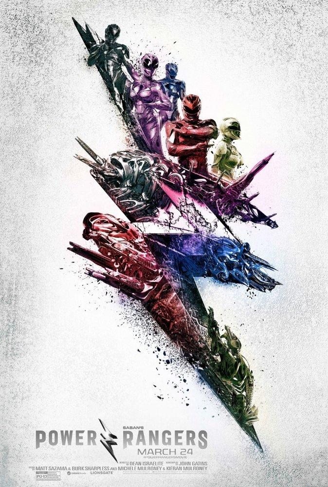 دانلود فیلم ۲۰۱۷ Power Rangers با دوبله فارسی
