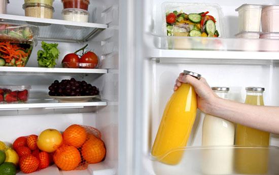 بهترین زمان نگهداری خوراکیها در یخچال و فریزر