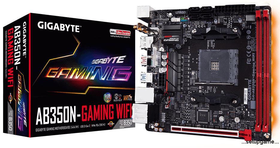 مادربرد AB350N-Gaming WIFI گیگابایت، ستاره نوین گیمینگ