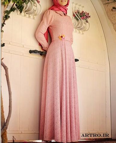 مدل لباس مجلسی زنانه بلند 96,