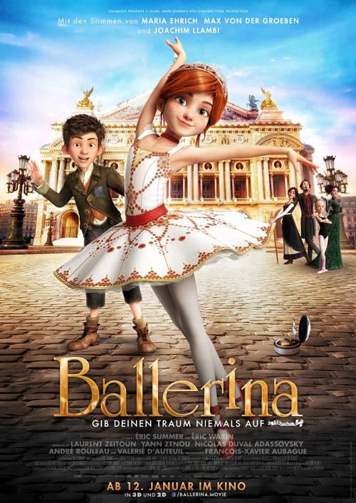 دانلود انیمیشن ۲۰۱۷ Leap Ballerina با دوبله فارسی