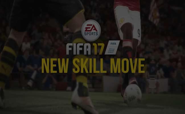 دانلود ویدئوی آموزش حرکات خاص و تکنیکی در Fifa 17