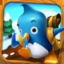 دانلود Penguin Run 1.1 mod – بازی هیجان انگیز اجرای پنگوئن اندروید