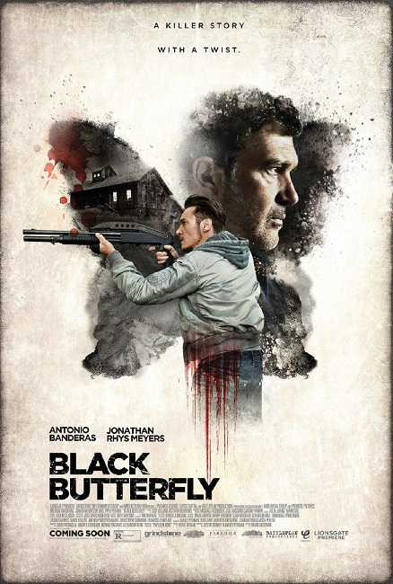 دانلود فیلم Black Butterfly 2017 با زیرنویس فارسی