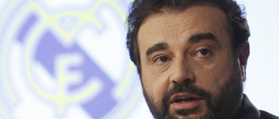 خوزه آنخل سانچز مدیر ورزشی رئال مادرید شد