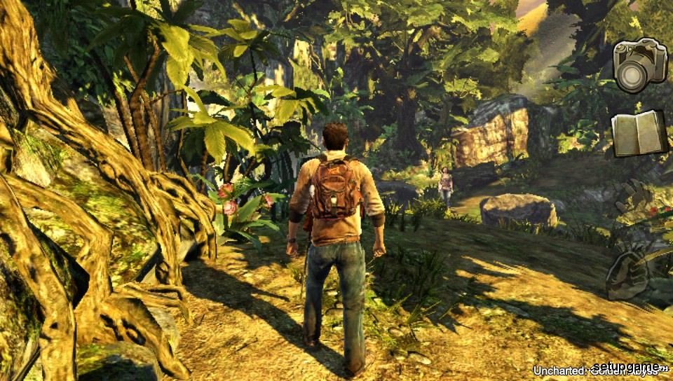 ناتی داگ:‌ بازی Uncharted: Golden Abyss ممکن است به PS4 بیاید
