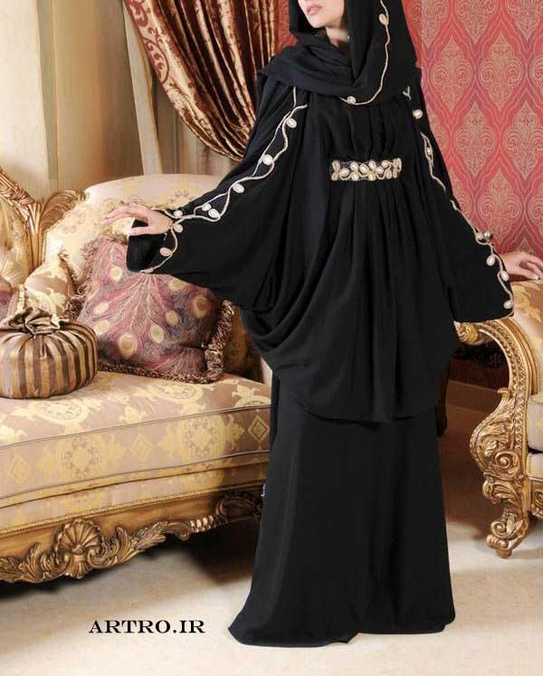مدل عبای عربی شیک