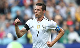 آلمان و مکزیک نیمه نهایی جام کنفدراسیون ها 2017 روسیه