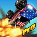 دانلود MEGASTUNT™ Mayhem Pro 1.5.0 – بازی ماشین های بزرگ اندروید