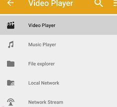 دانلود نرم افزار پخش فیلم 321 Media Player اندروید
