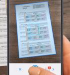 دانلود نرم افزار اسکنر فایل PDF Scanner App Free اندروید