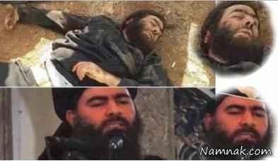 مرگ ابوبکر البغدادی توسط سپاه قدس تایید شد + تصاویر